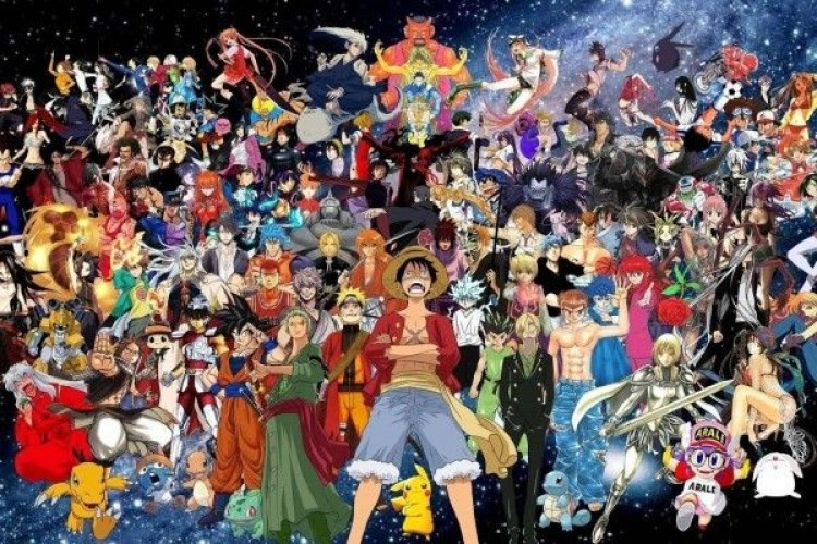 Beragam Genre Menarik yang Terdapat pada Anime