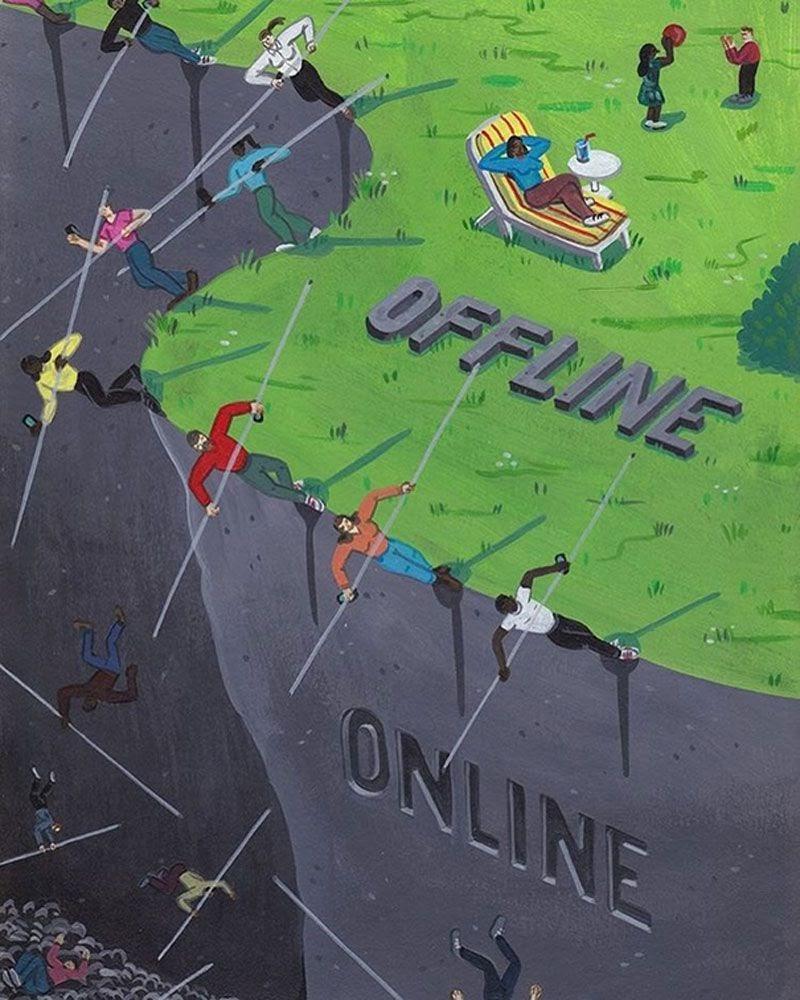 Pengaruh Negatif Sosial Media Terhadap Remaja