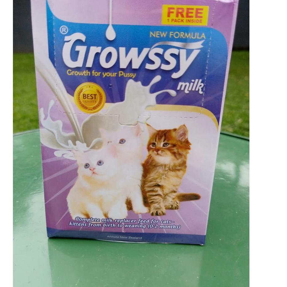 takaran susu grossy milk