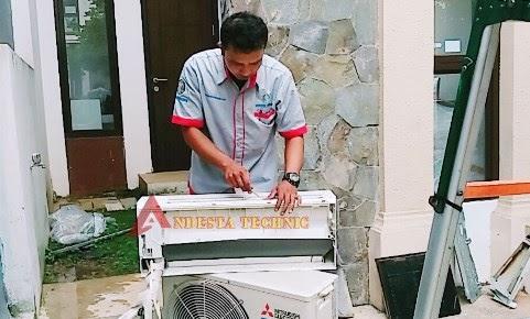 Beberapa Penyebab AC di Rumah Cepat Rusak