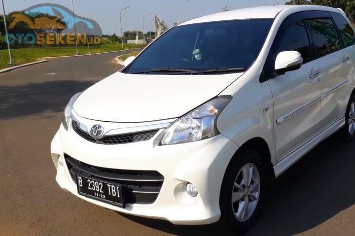 Daftar Harga Terupdate Februari 2021 : Toyota Avanza 2013 Transmisi Manual dan Otomatis