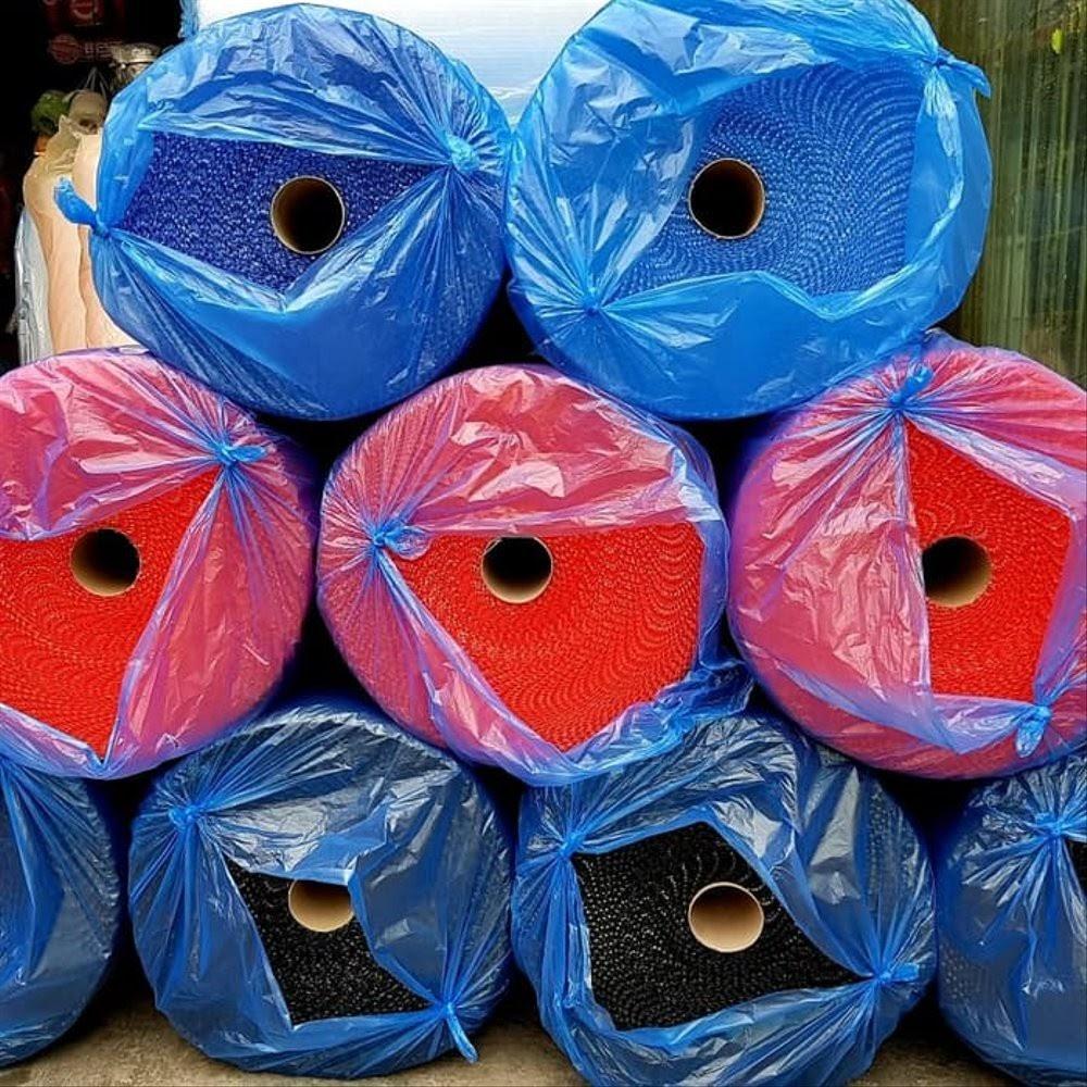 bubble wrap hitam di pekanbaru